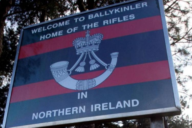 Inquest Into Suspected Suicides At Co Down Barracks Begins