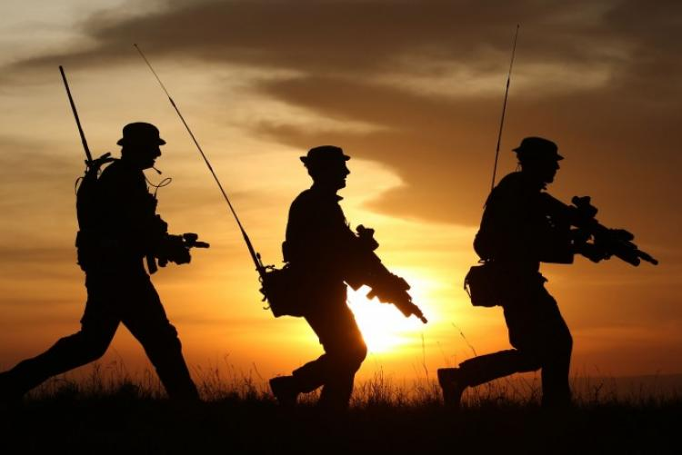 Million Pound Appeal Launched For Veterans' Mental Health