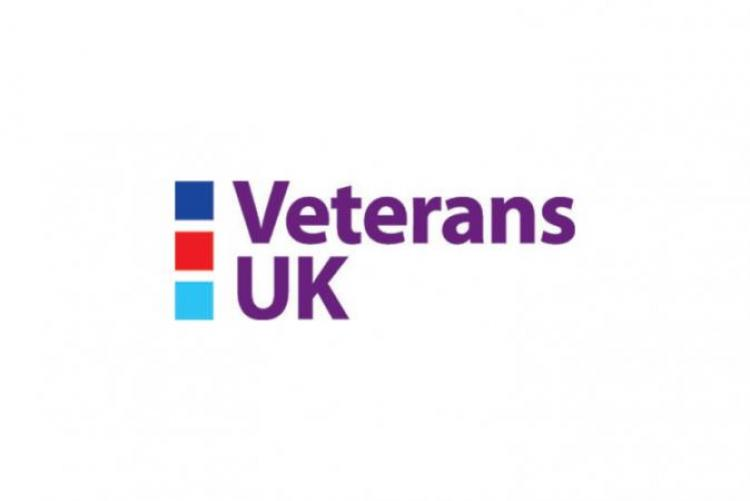 Veterans UK Logo