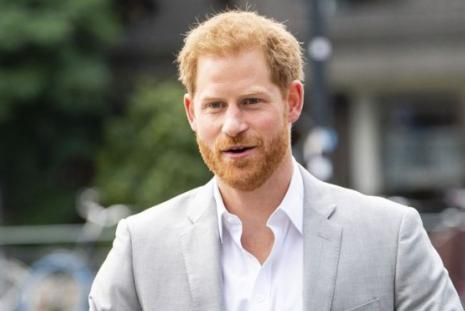 Prince Harry launches Oman trek for ex-service personnel charity