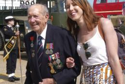 D-Day: The Veteran Who Disobeyed His Captain To Save A Comrade's Life