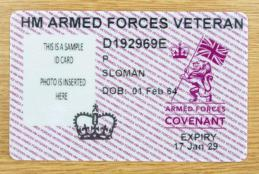 Military ID Cards Now Available To Veterans