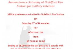 Guildford Remembrance